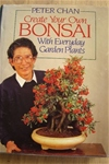 Rare limited edition of Peter's 'Create Your Own Bonsai'