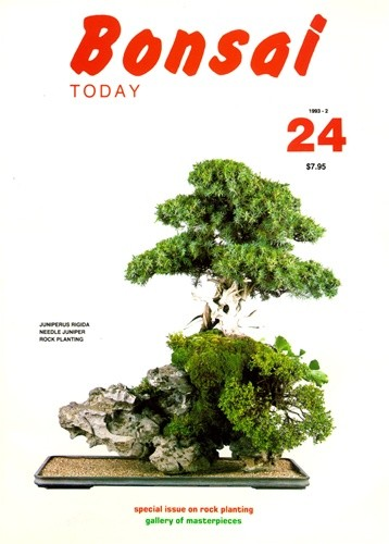 Original Genuine Copies Of Bonsai Today Magazines