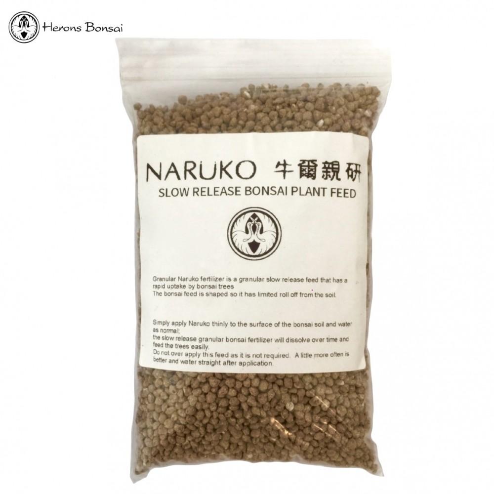 Naruko Slow Release Bonsai Feed 1 Litre Herons Bonsai