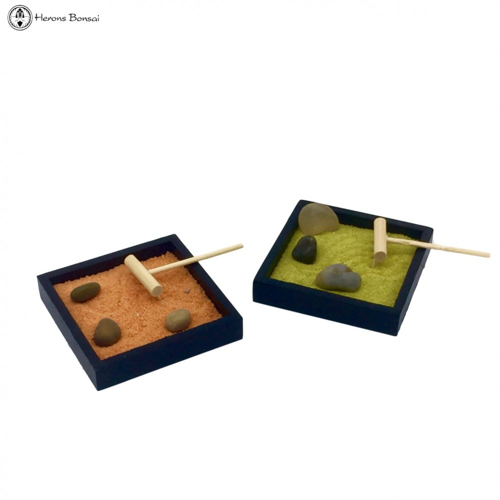 Mini Desk Zen Garden