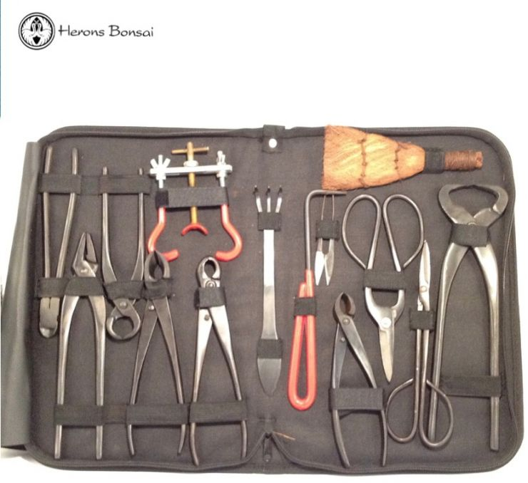 Chinese Bonsai Tool kit
