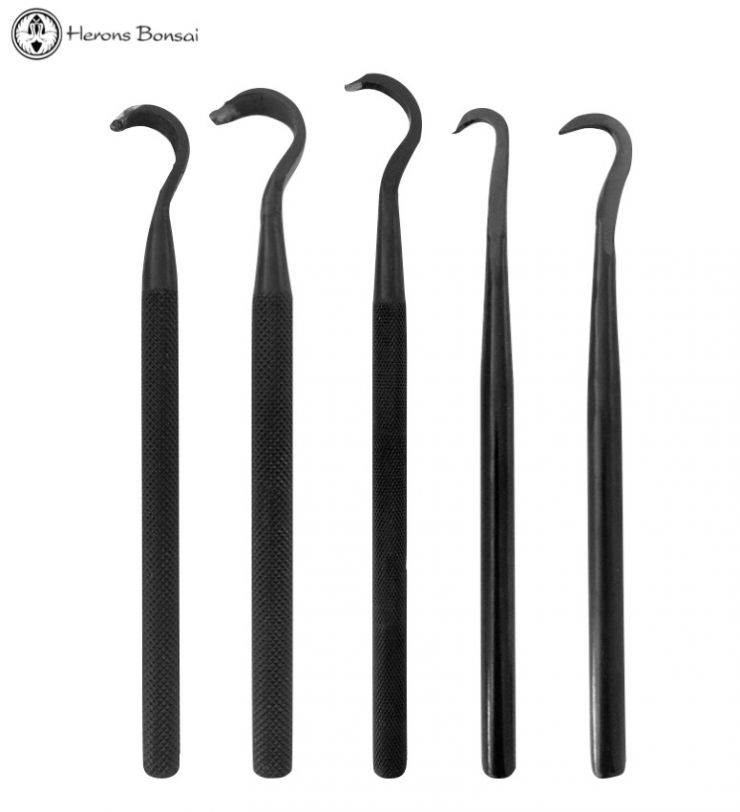 Carbon Steel High Quality Carving Tools | 5 piece set