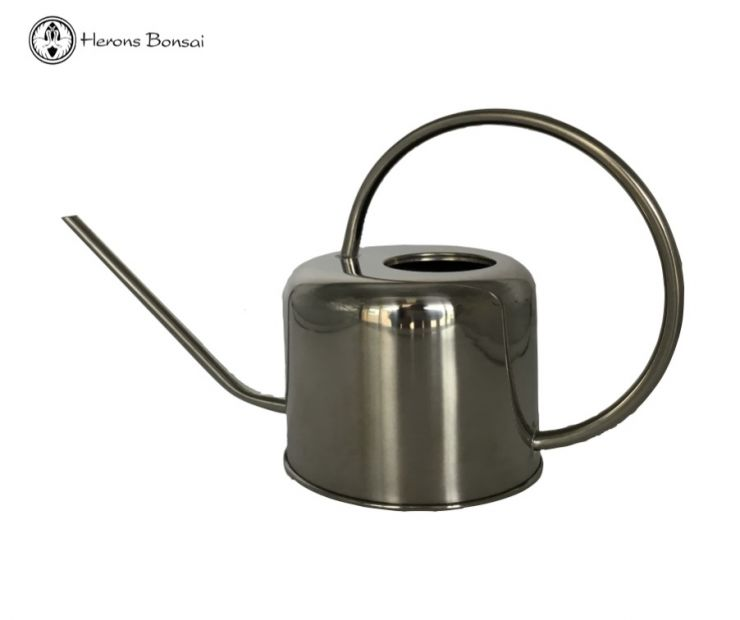 1L Stainless Steel Watering Can