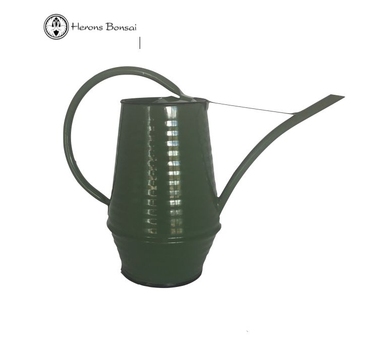 Zinc Coated Green Watering Can