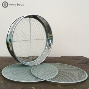 japanese stainless steel soil sieve