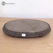 Wood Effect bonsai turning table | two sizes