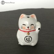 Maneki-neko Lucky Cat | Small | White