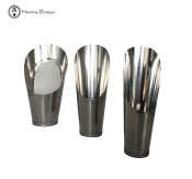 Stainless Steel Scoops with Sieve