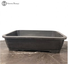 Rectangle Mica Bonsai Pot (42.5cm)